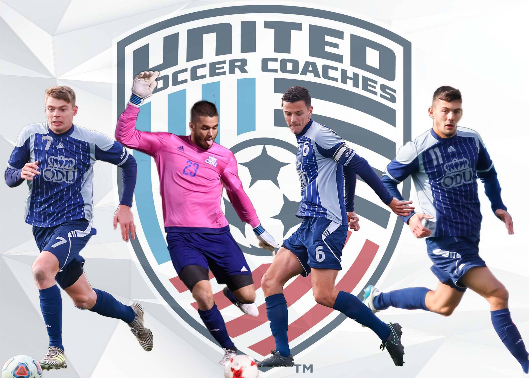 Four Soccer Monarchs Named To Men S All Southeast Region