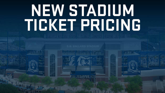 Odu Announces 2019 Football Season Ticket Prices Old Dominion University